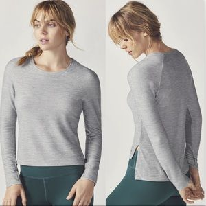 Fabletics Lindsey L/S Long Sleeve Sweater Shirt